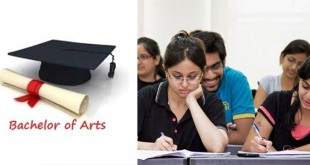 Bachelor of Arts in English