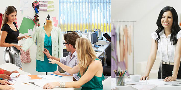 A bachelor's degree in fashion design or fashion merchandising is typically the minimum requirement for entry-level positions that will lead to career advancement opportunities within the industry. Fashion design programs teach students the ins and outs of fashion, design concepts, industry trends, analysis, textiles, fabrics and how to use computer-aided design (CAD) to develop fashion concepts and apparel designs.