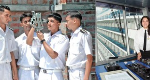 Career in Merchant Navy