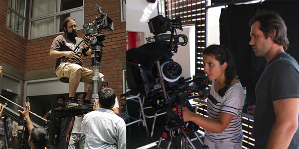 Cinematographer Career